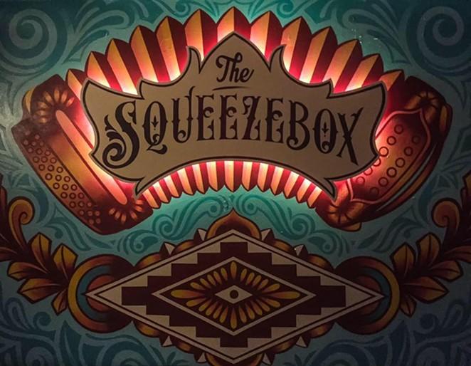FACEBOOK/THE SQUEEZEBOX