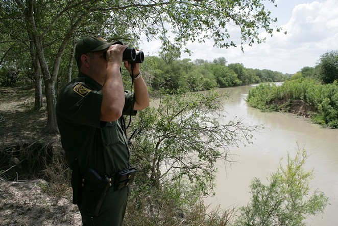 U.S. CUSTOMS AND BORDER PROTECTION