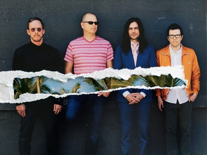 It's hard to resist any chance to see Weezer tho. - COURTESY