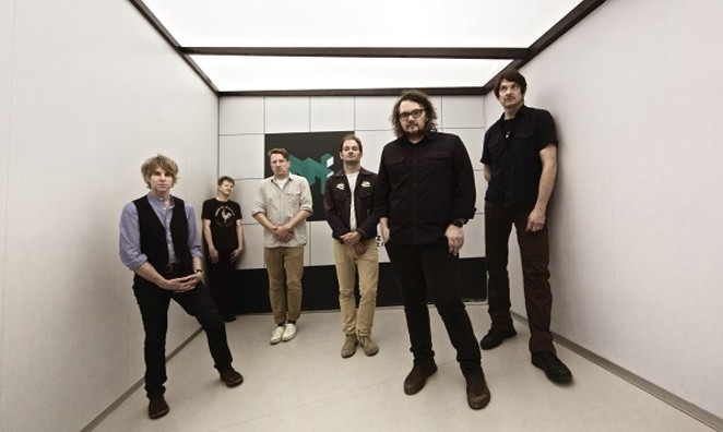 Wilco looking extremely comfortable and not at all self-conscious or awkward. - PHOTO CREDIT: ZORAN HIRES
