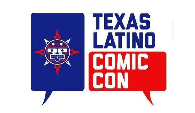 The inaugural Texas Latino Comic Con takes place Saturday, July 29 in Dallas, Texas. - COURTESY
