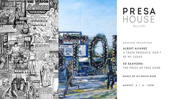 PRESA HOUSE GALLERY
