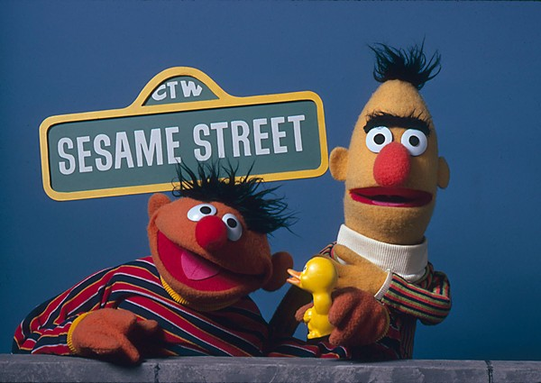 FACEBOOK, SESAME STREET