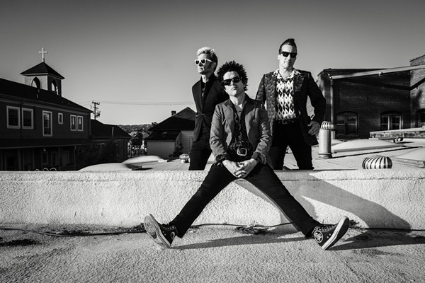 COURTESY OF GREEN DAY