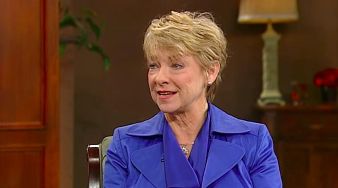 The Heidi Group's Carol Everett - YOUTUBE SCREENSHOT VIA LIFETODAY