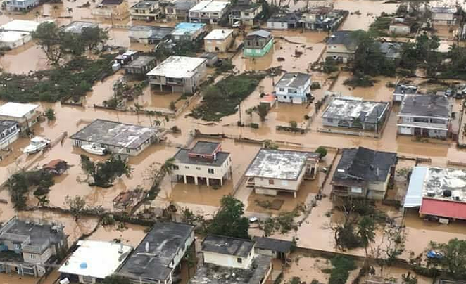 PHOTO VIA FACEBOOK, PUERTO RICO RISES - SAN ANTONIO