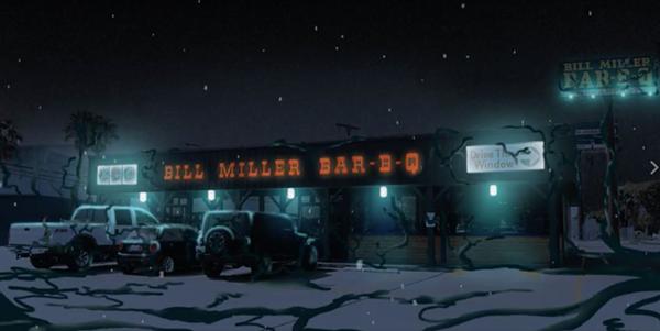SCREENSHOT VIA FACEBOOK, BILL MILLER BAR-B-Q