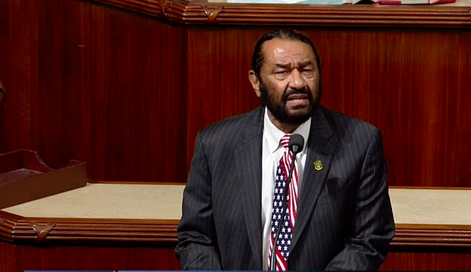 U.S. Rep. Al Green - CSPAN