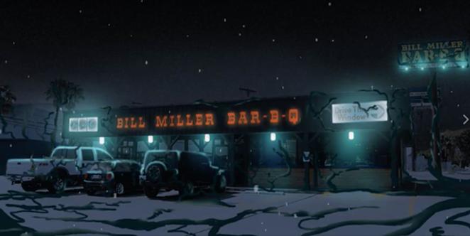 PHOTO VIA FACEBOOK, BILL MILLER BAR-B-Q