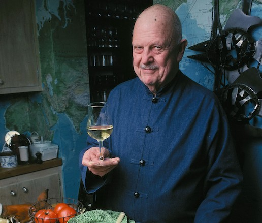 James Beard (above) American cook, cookbook author, teacher and television personality. - PHOTO BY DAN WYNN