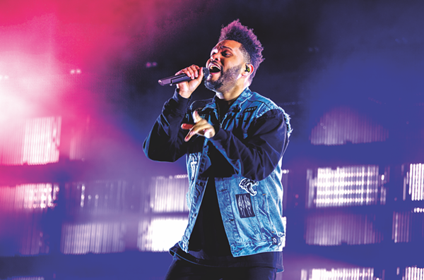 The Weeknd - SHUTTERSTOCK