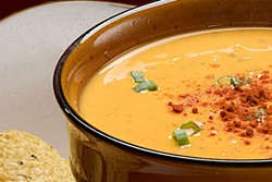 Spanish Cheese Soup