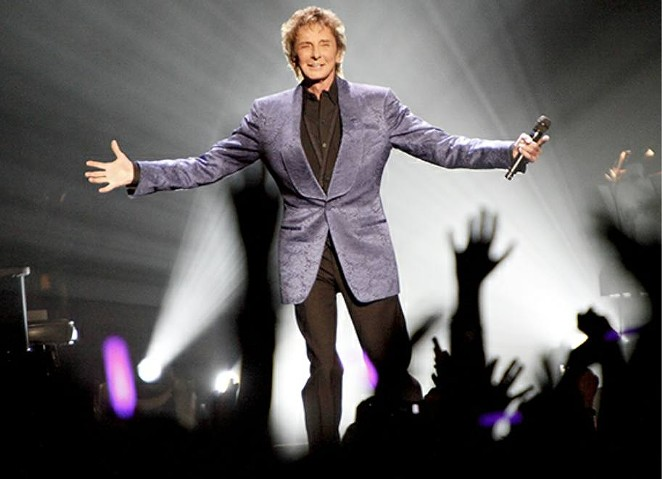 FACEBOOK, BARRY MANILOW