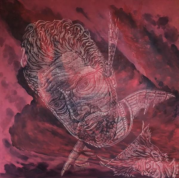 Cono de Fuego - RICHARD ARMENDARIZ