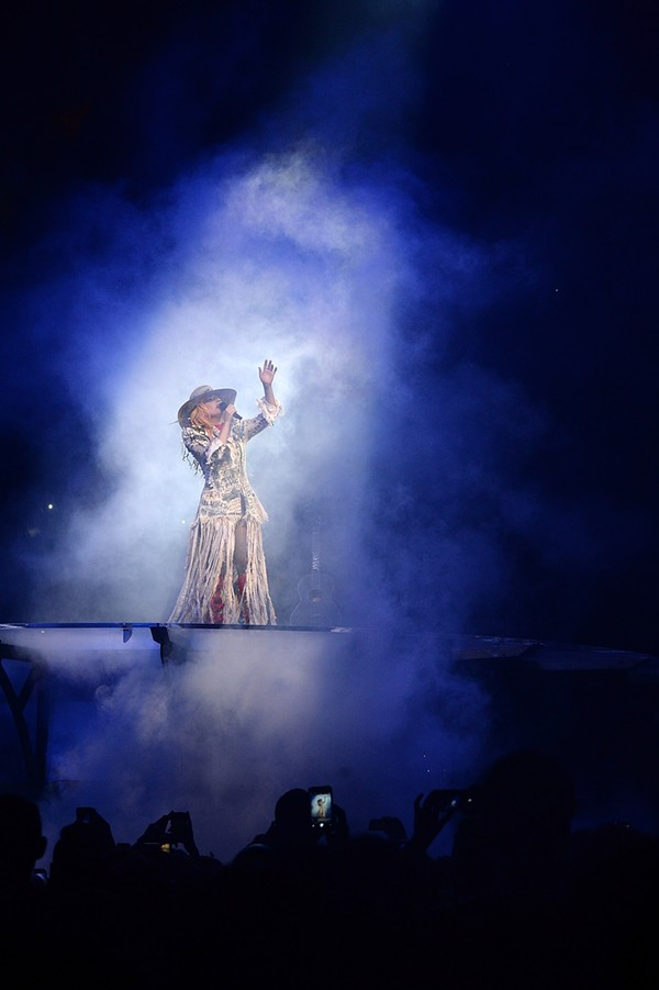 GETTY IMAGES FOR LIVE NATION