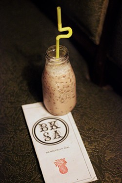 The Cereal Milk Punch Vellocat -  INSTAGRAM/@DRINKING.IN.SA