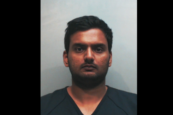 Chaitanya Cherukuri - HAYS COUNTY JAIL