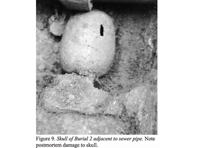 FROM UTSA'S 1999 REPORT ON THE SANTA ROSA SITE