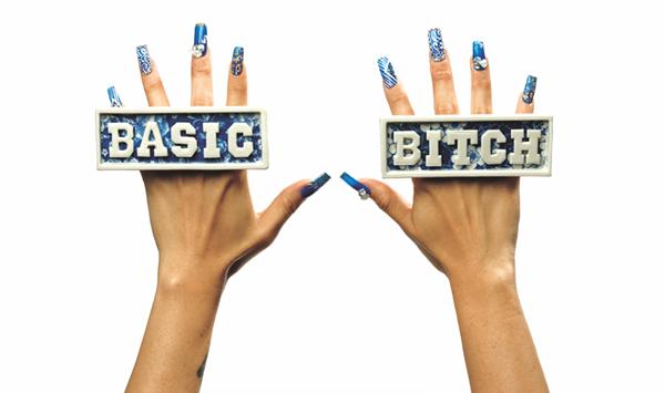 """Basic Bitch"" - JENNIFER LING DATCHUCK"