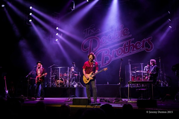 Facebook, The Doobie Brothers - JEREMY DENTON 2015