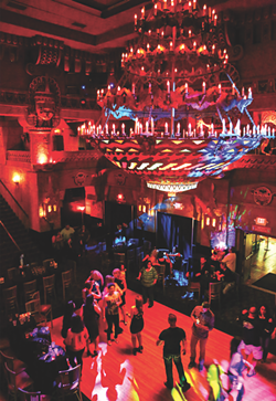 The Aztec Theatre - COURTESY