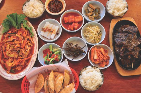 Arirang Korean Restaurant - JESSICA ELIZARRARAS