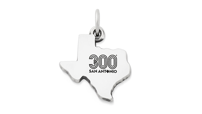 Tricentennial Commemorative Small Texas Charm, $60 - JAMES AVERY ARTISAN JEWELRY