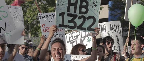 Texas Governor Greg Abbott Just Signed A Limited Medical Marijuana Bill