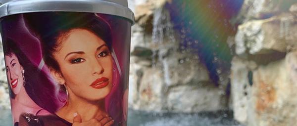 San Antonio-area Stripes stores release commemorative Selena cups, special Slurpee flavor