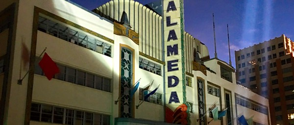 City Revamps Efforts to Revitalize Alameda Theater