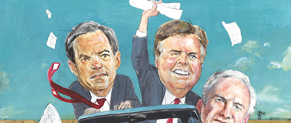 The Highs and Lows of the Texas Legislature's Whirlwind Special Session