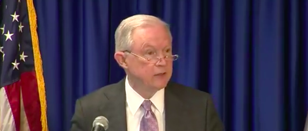 AG Jeff Sessions Comes to Austin, Scolds Texas Law Enforcement