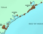 Your Annual Poop Alert for Visiting the Texas Coast