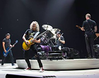 Metallica to Play Live Show Streamed to Drive-In Theaters, Including Two in San Antonio Area