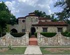 A literal castle is now for sale in San Antonio's Monticello Park Historic District