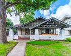Five beautiful houses for sale in and around San Antonio's historic Monte Vista neighborhood