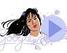 Selena is on the Google Homepage Because She's the Queen of Tejano and Our Hearts