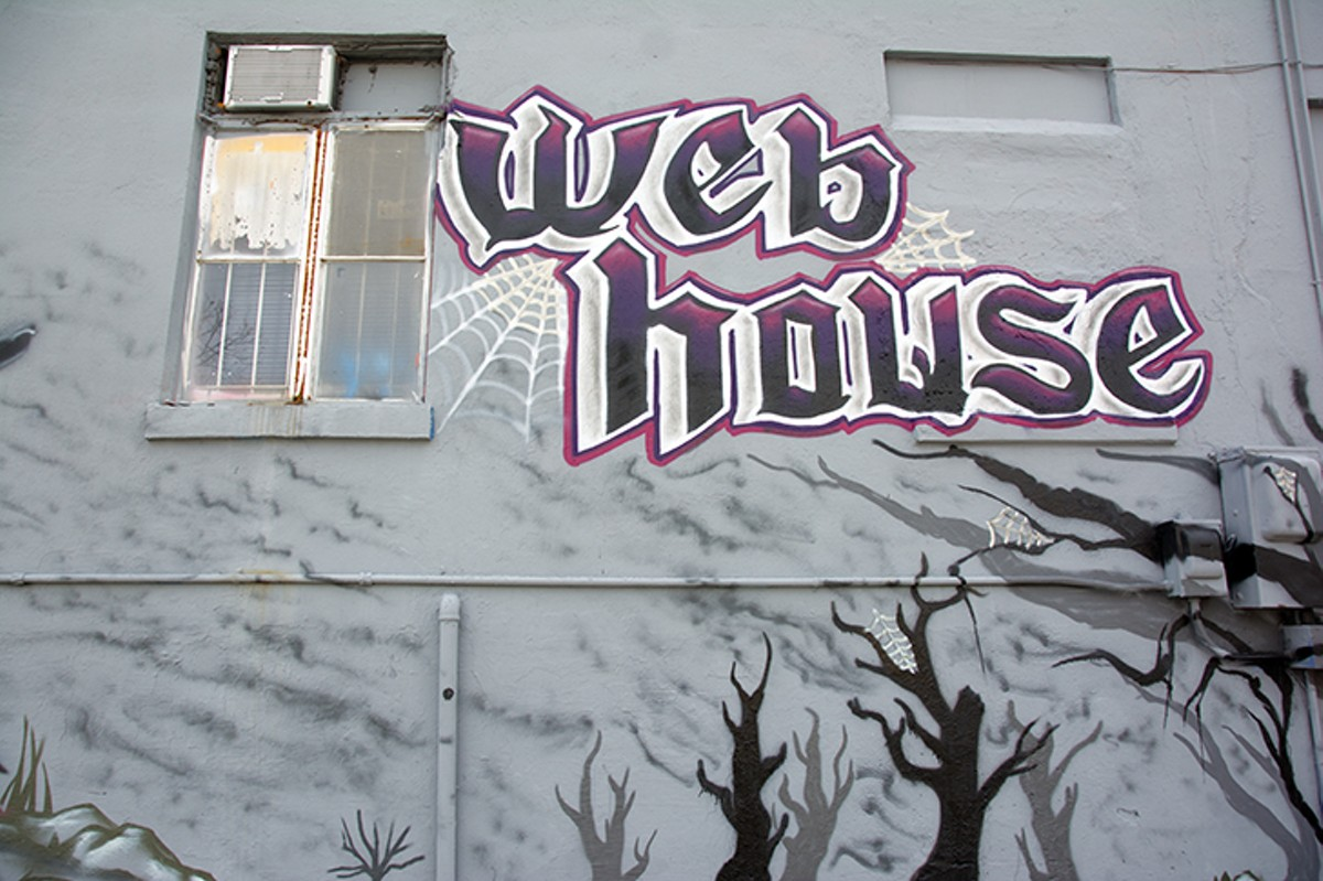 Web House is a friendly, laid-back bar with great deals and generous pours.