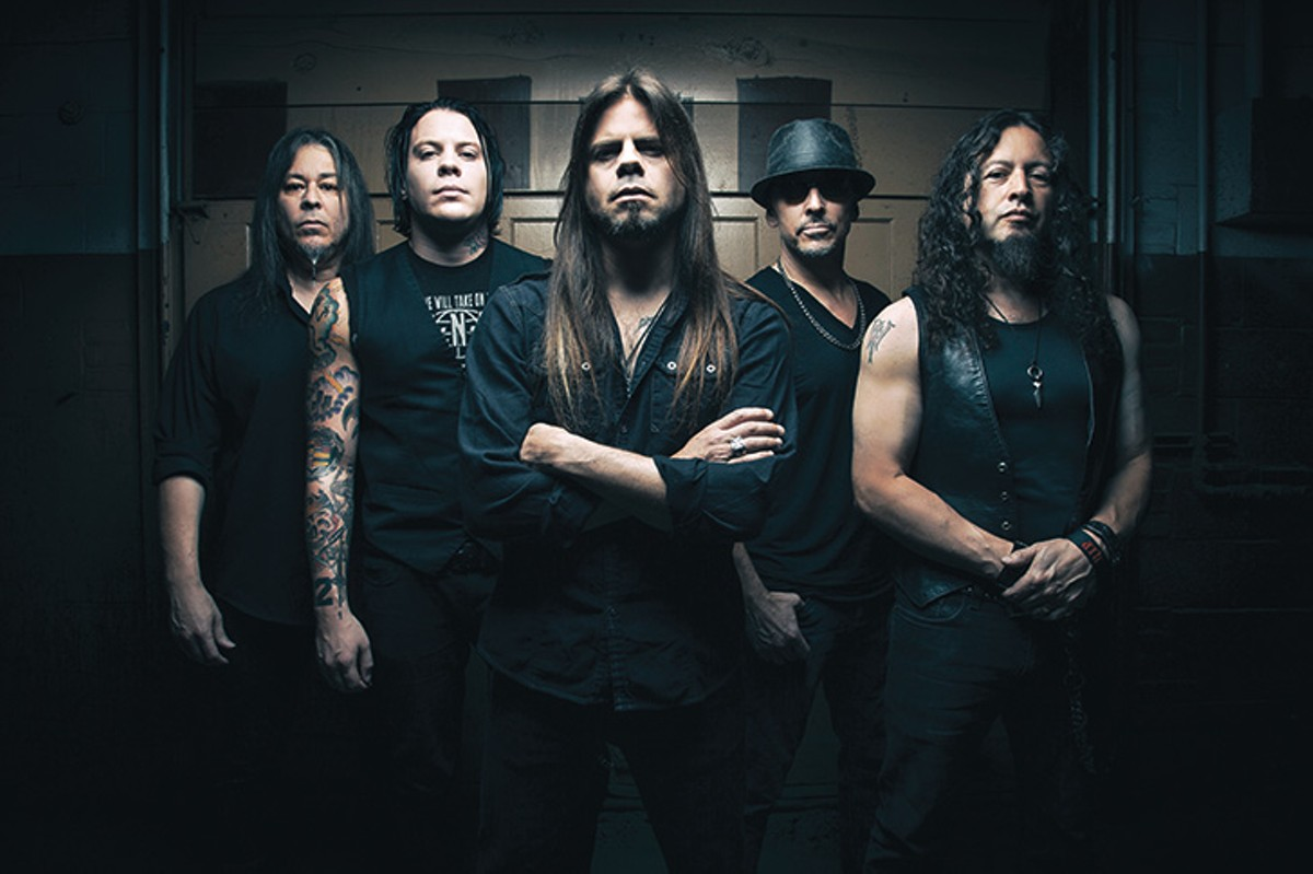 Queensrÿche: forging a new millennium.