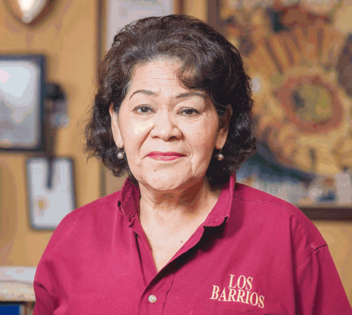 Marquez has been greeting regulars since 1975.