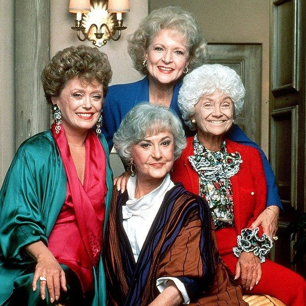 FACEBOOK/GOLDEN GIRLS