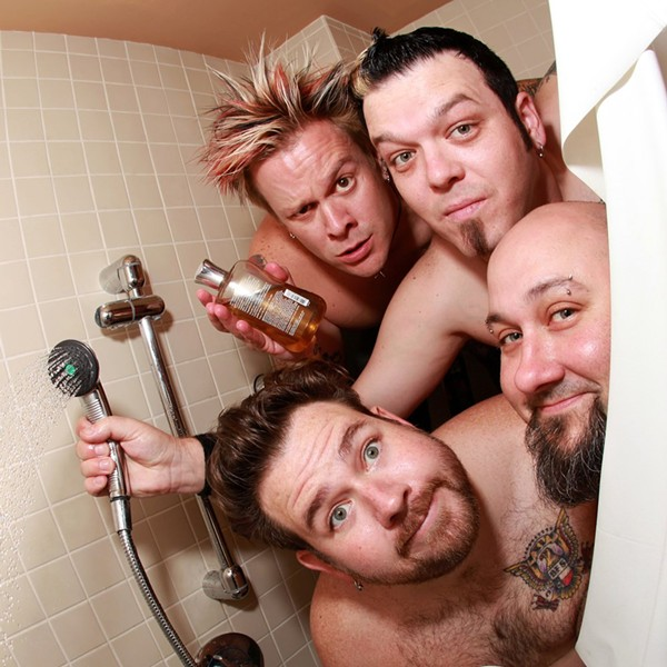 FACEBOOK, BOWLING FOR SOUP