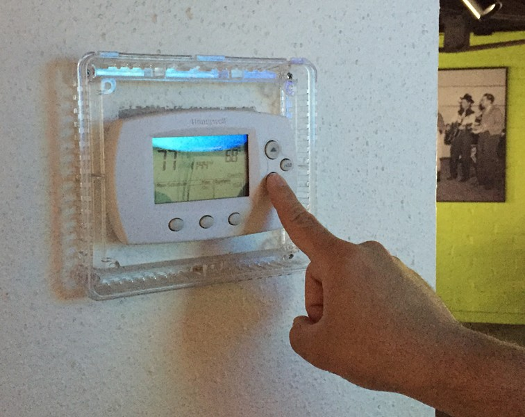 Air conditioning use is a prime driver of summer electrical consumption. - SANFORD NOWLIN