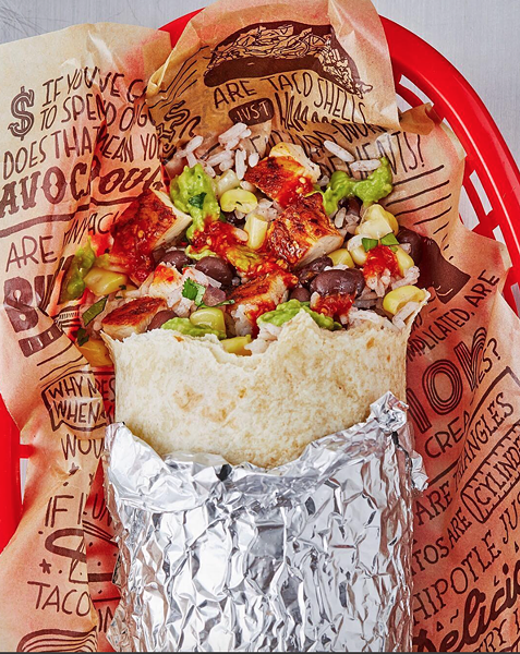 Photo via Instagram / chipotle
