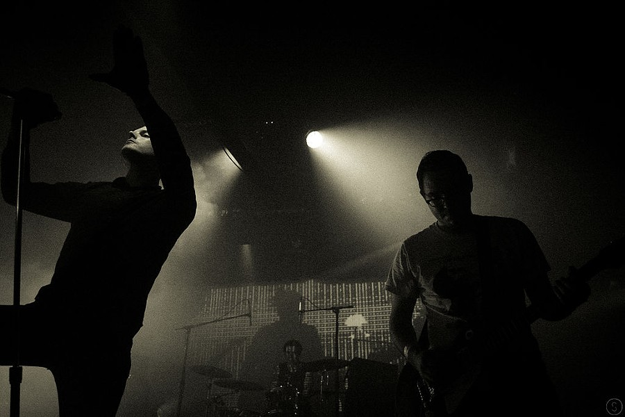 Deaf heaven perform a live show in 2013. - VIA WIKIPEDIA