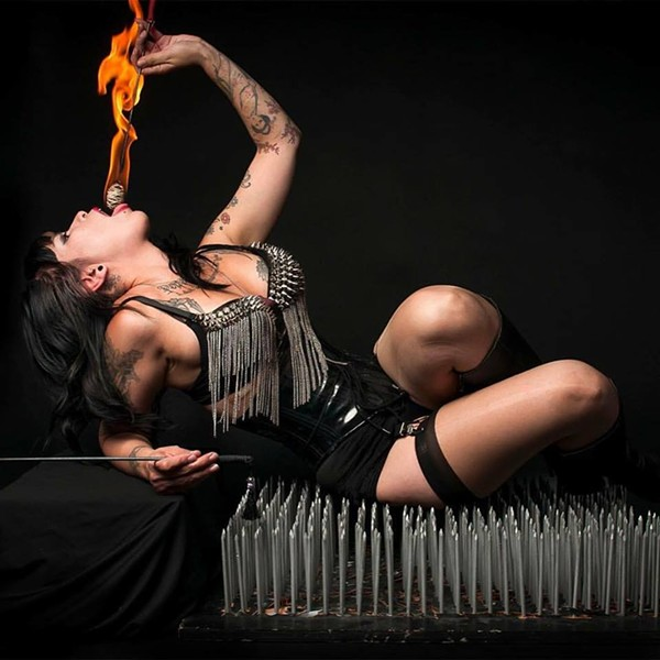 LITA DEADLY BY SPARX PHOTOGRAPHY