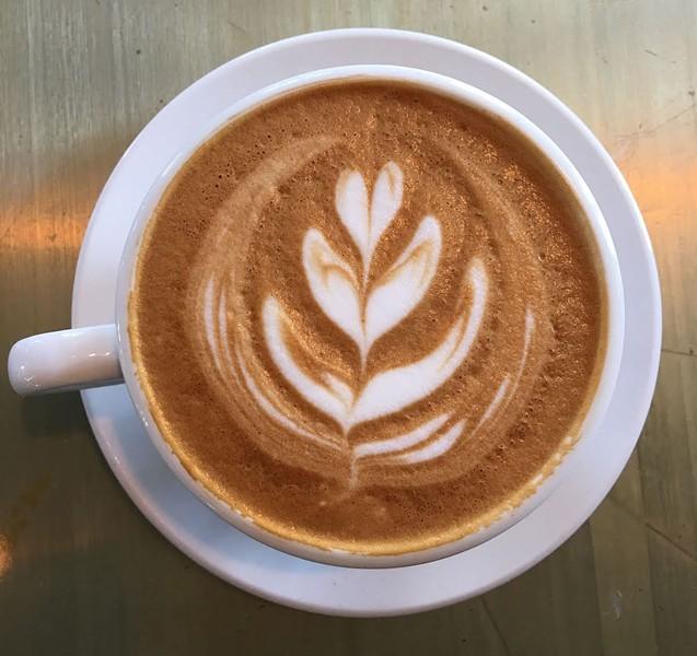 COURTESY OF PRESS COFFEE