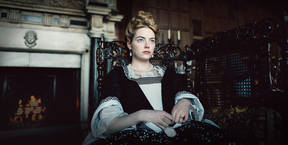"""""""The Favourite"""" - FOX SEARCHLIGHT PICTURES"""