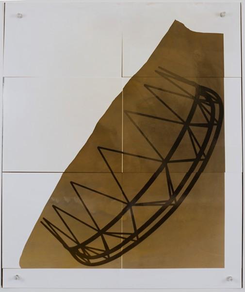 "Jessica Mallios, ""The Shard"" - COURTESY OF THE SOUTHWEST SCHOOL OF ART"