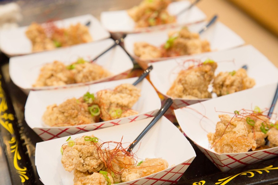 BQD's Feb. 4 pop-up will feature playful yet thoughtful dishes like Taiwanese fried chicken. - XELINA FLORES